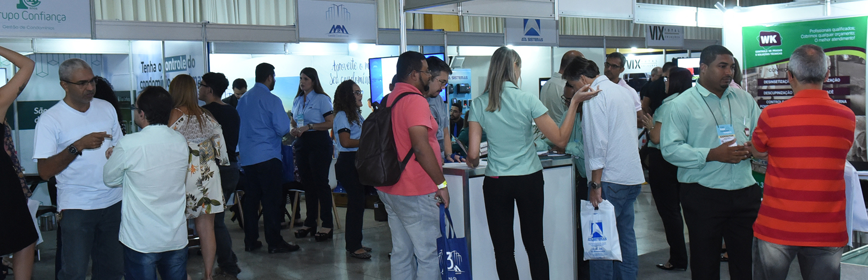 Protegido: ECOS Segurança Eletrônica estará presente na Expo Condomínio 2019.